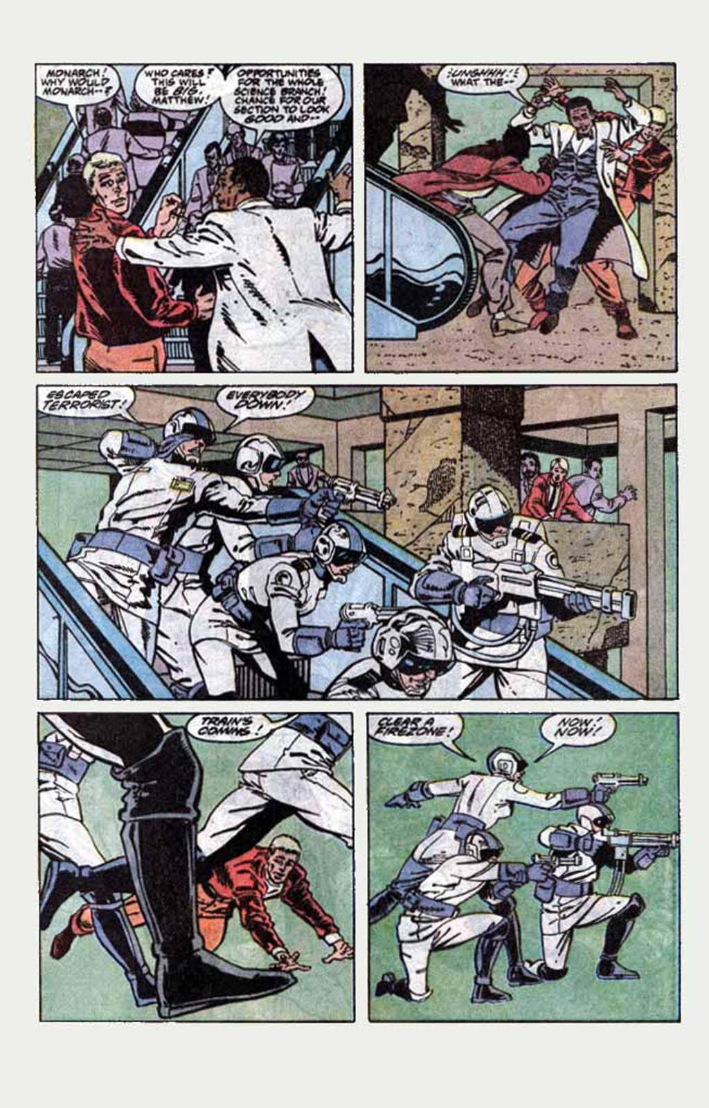 Read online Armageddon 2001 comic -  Issue #1 - 28