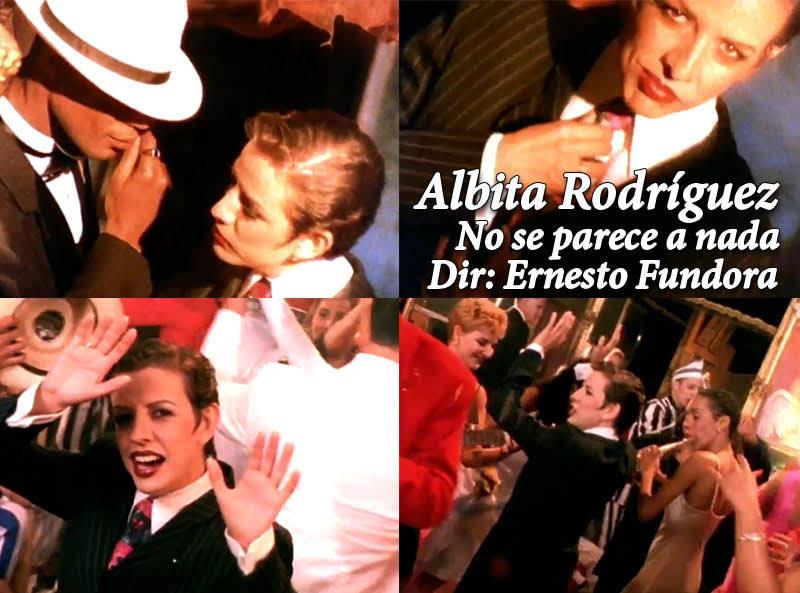 Albita Rodríguez - ¨No se parece a nada¨ - Videoclip - Dirección: Ernesto Fundora. Portal Del Vídeo Clip Cubano