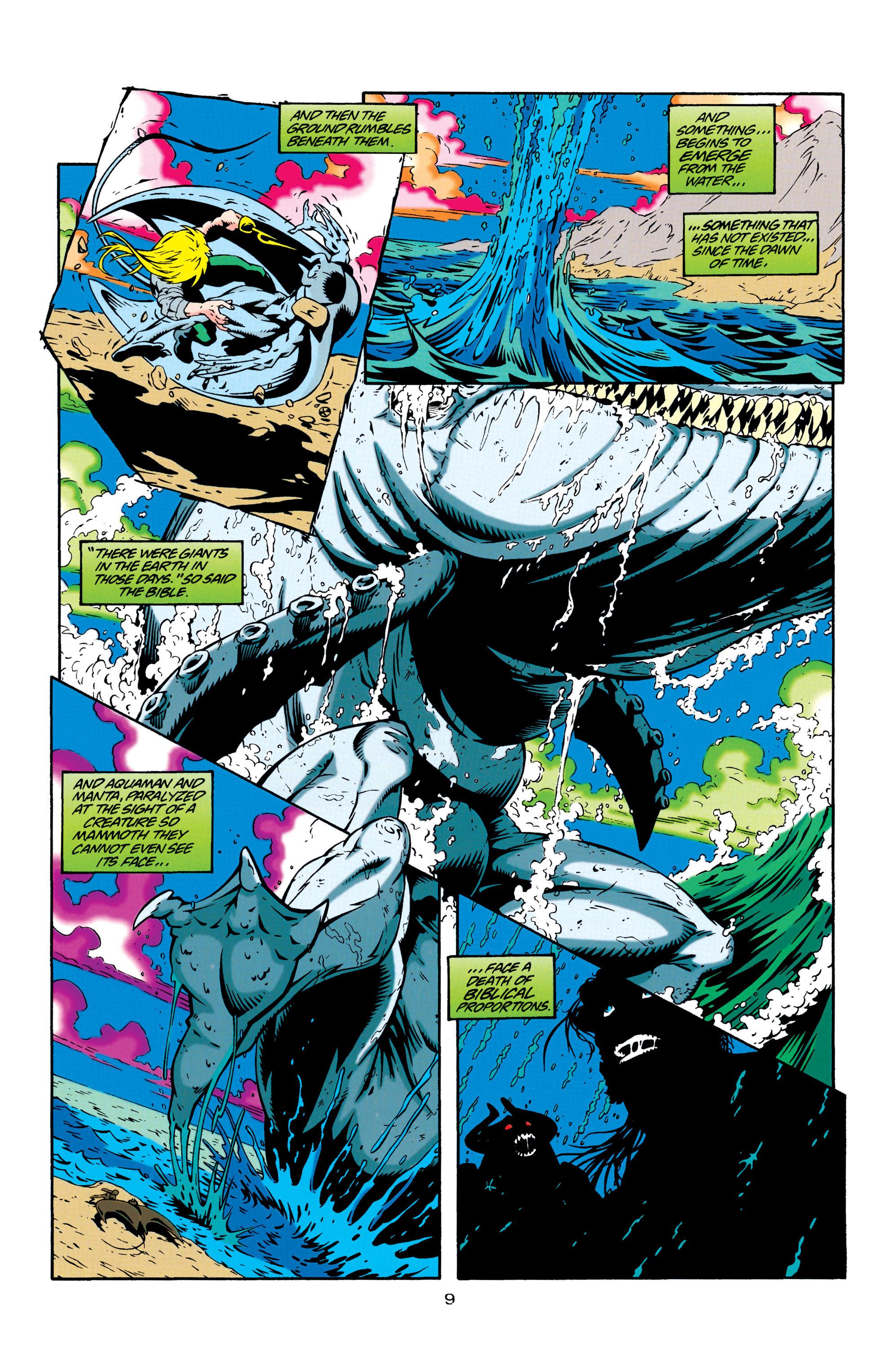 Read online Aquaman (1994) comic -  Issue #30 - 9