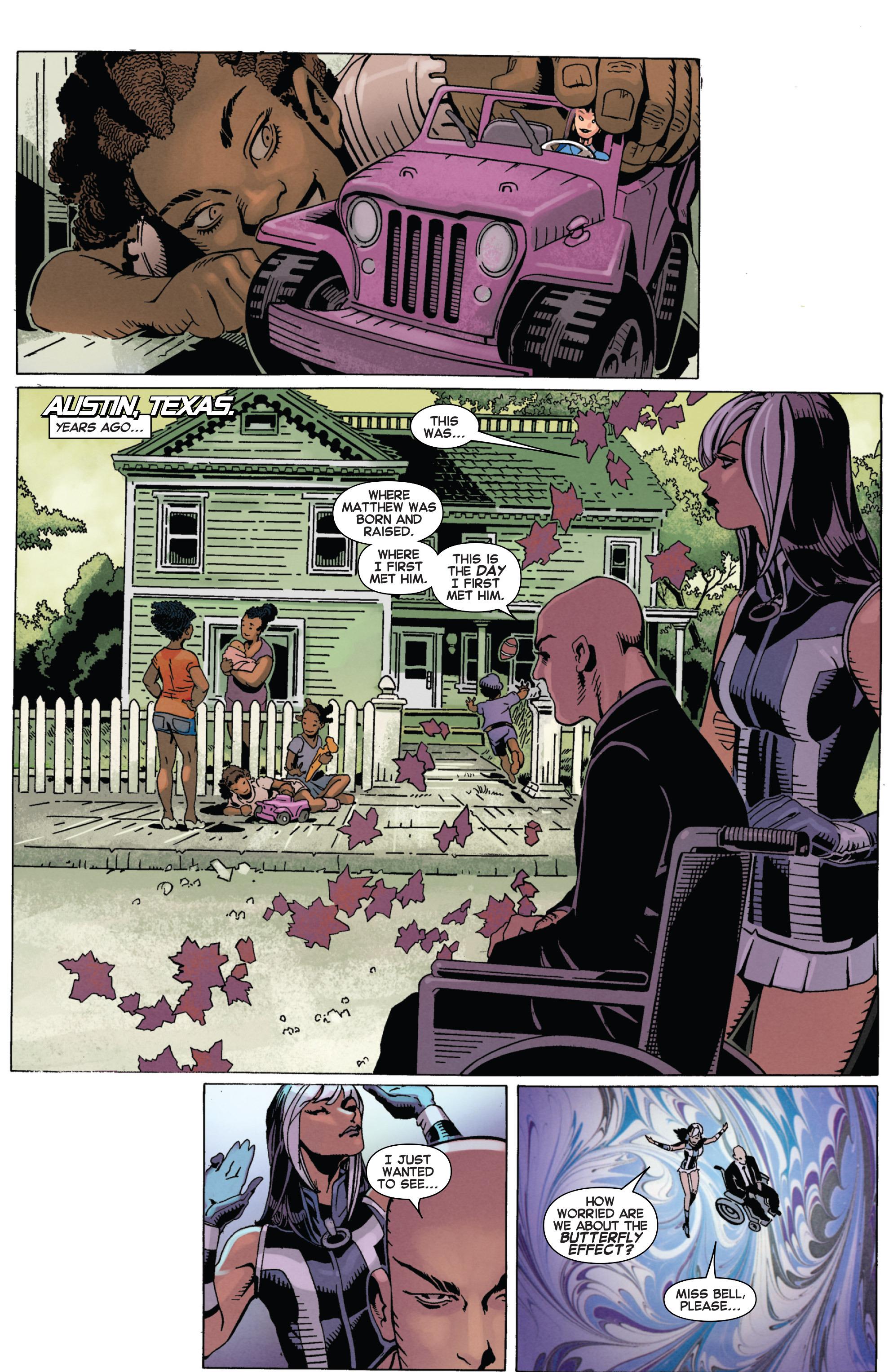 Read online Uncanny X-Men (2013) comic -  Issue #31 - 11