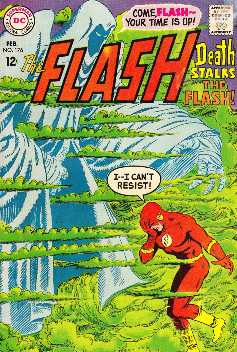The Flash (1959) 176 Page 1