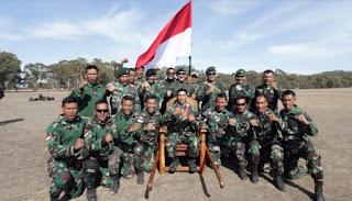 TNI AD Juara AASAM 2019