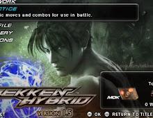 Tekken Philippines PPSSPP