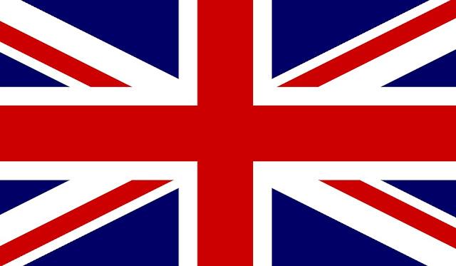 Bandera de Reino Unido