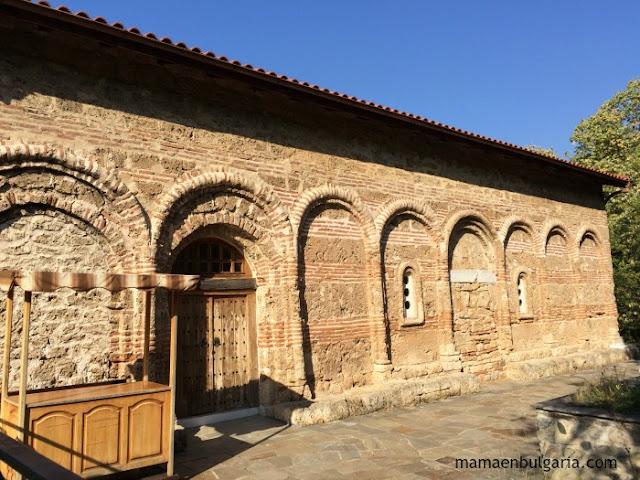 Monasterio de Bachkovo Osario Bulgaria