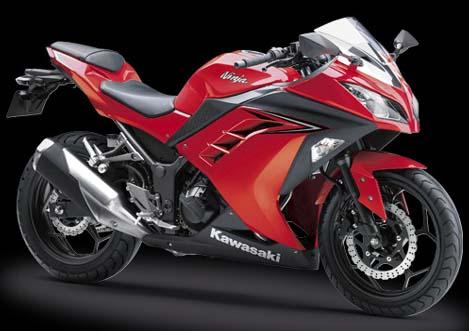 Spesifikasi dan Harga New Kawasaki Ninja 250