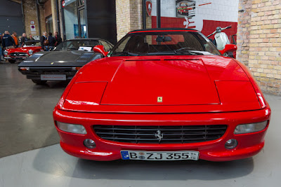 wallpaper ferrari F355 spider