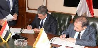 اتفاق جديد بين مصر وقبرص عام 2018