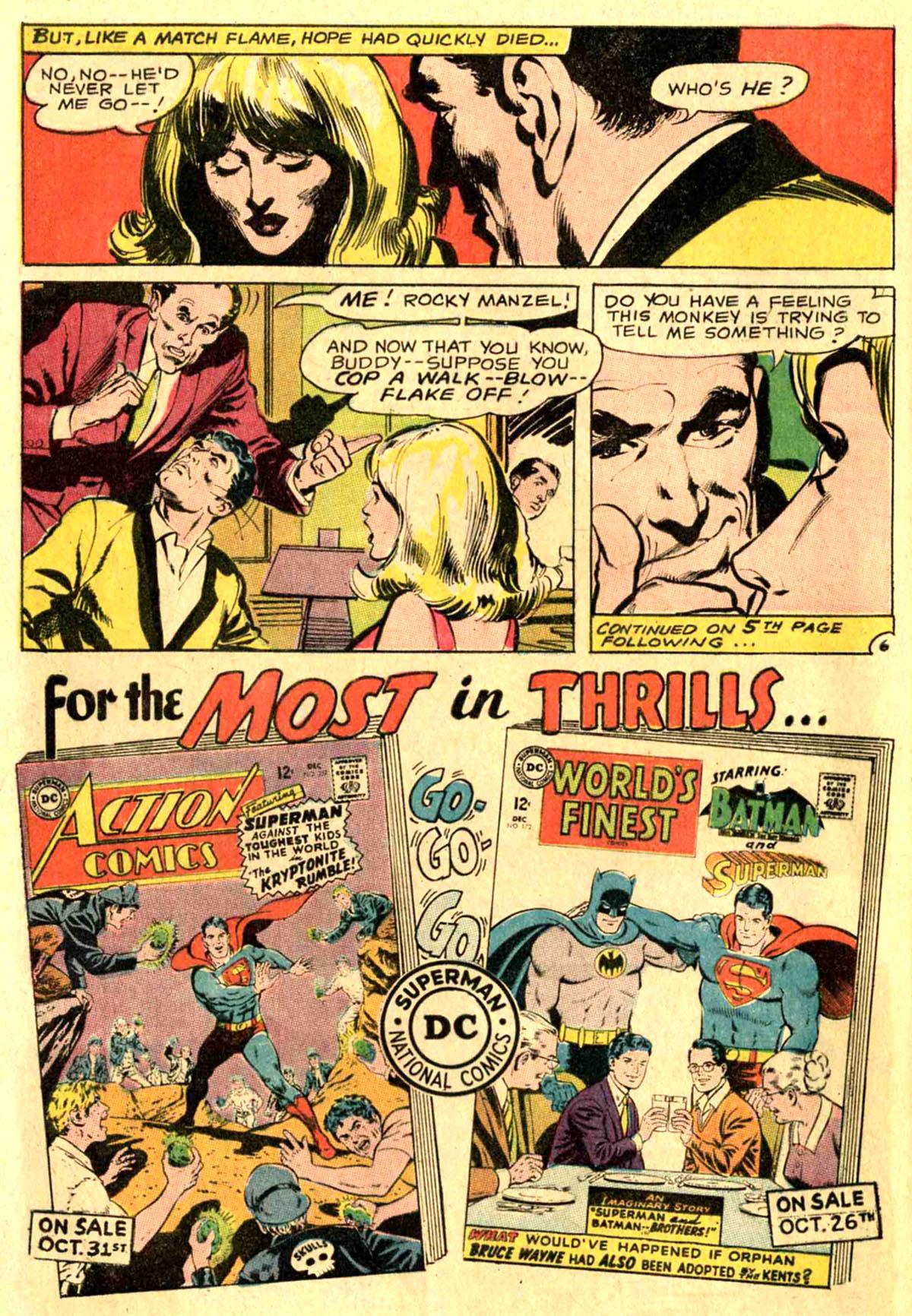 Strange Adventures (1950) issue 207 - Page 8