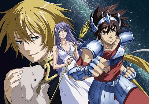 Saint Seiya: The Lost Canvas Sub Indo
