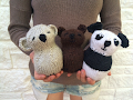 Knit Three Little Bears $6.00