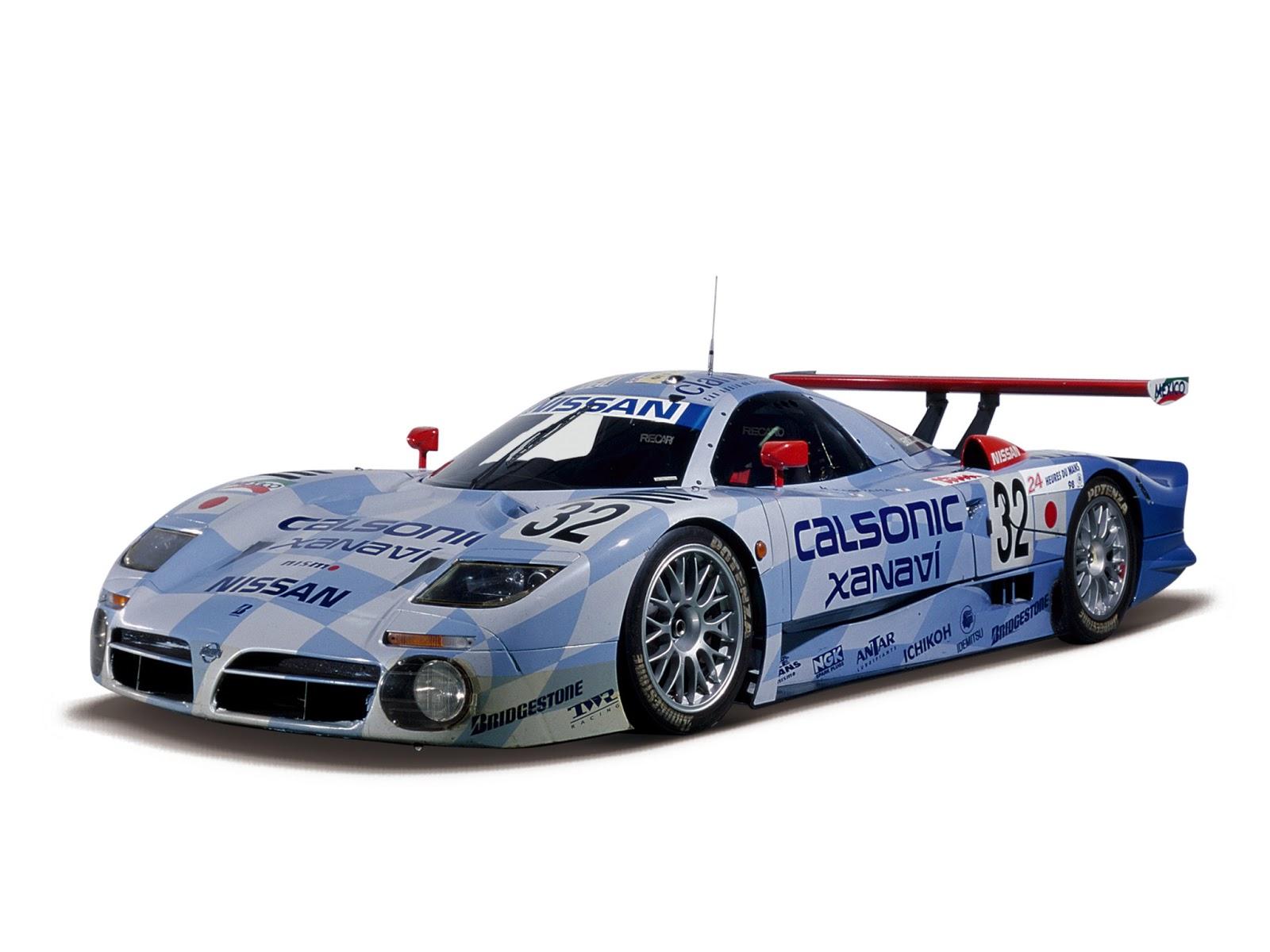 Nissan Announce Electric Le Mans Racer For 2017