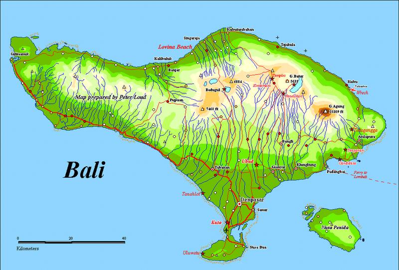 About Bali Island Gorila Tour Bali