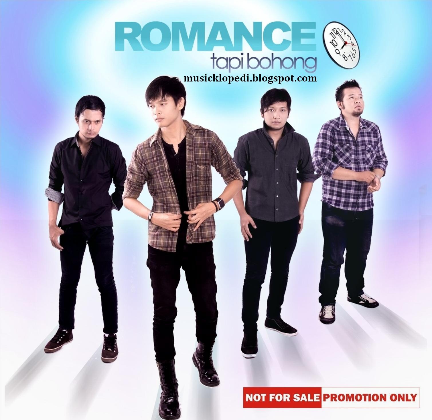 Lirik Lagu Romance - Tapi Bohong