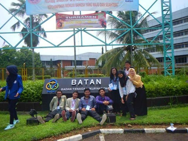 Kunjungan ke BATAN | nys2014