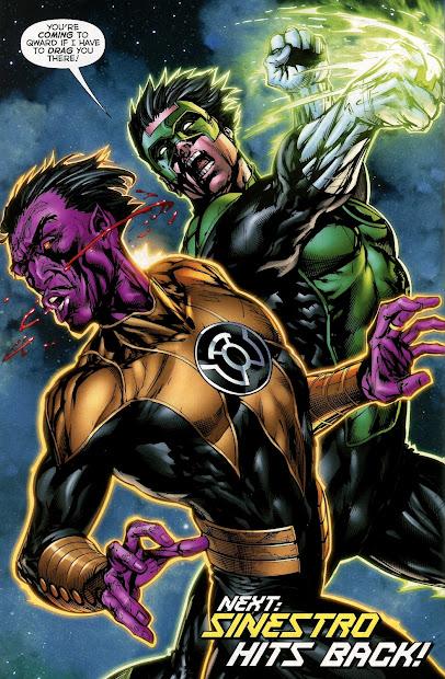 """Super-dupertoybox Green Lantern Corps Brightest Day """" Weaponer"""""""