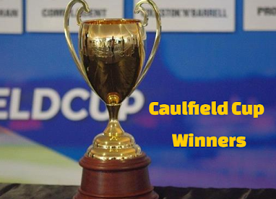 horse race, caulfield cup,  past champions,  winners, list.