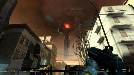 Half Life 2 Episode 1 Gameplay Screenshot