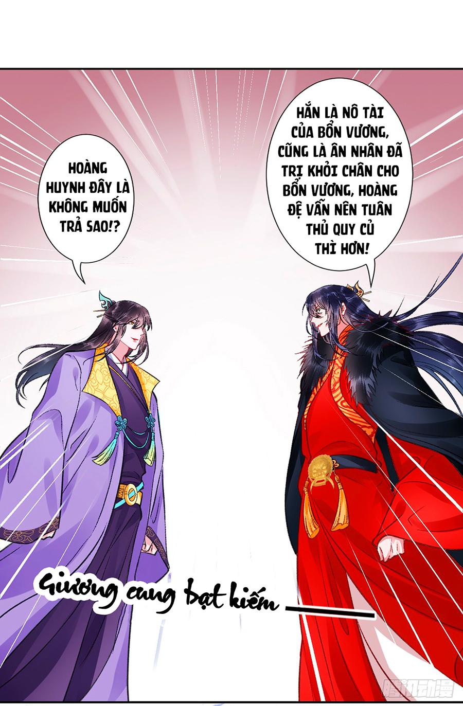 Hoàng phi 9000 tuổi chap 24 - Trang 10