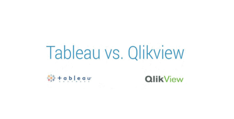 Tableau or Qlikview - Choose the best tool for ETL and Data