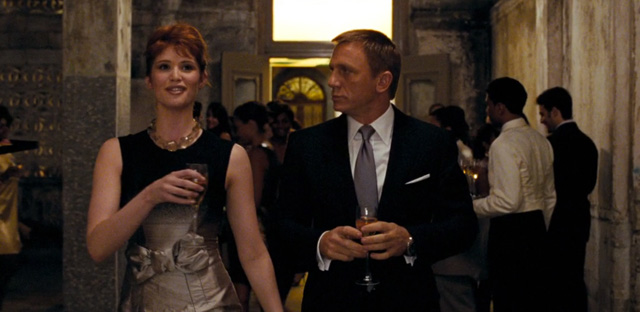 BOND: Revisiting QUANTUM OF SOLACE   Warped Factor - Words ...