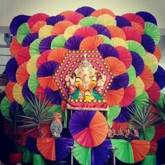 home decoration ideas for ganesh chaturthi flisol home