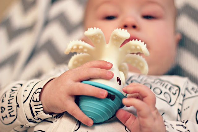 Teether for younger babies