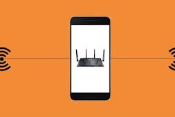 Cara Membuat / Menjadikan Handpone Android Sebagai Repeater