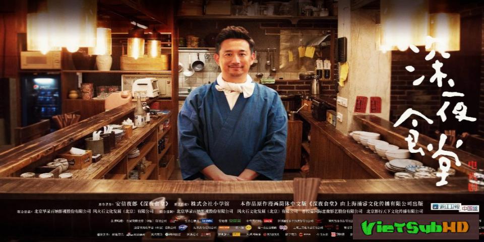 Phim Quán Ăn Đêm (bản Trung) Tập 12/35 VietSub HD | Midnight Dinner (chinese) 2017