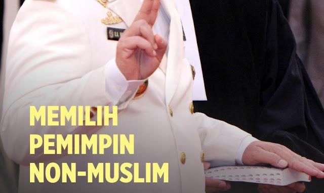 [Bahtsul Masail] Hukum Beri Dukungan kepada Pemimpin Non Muslim