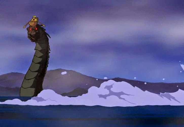 Scooby-Doo e o Monstro do Lago Ness
