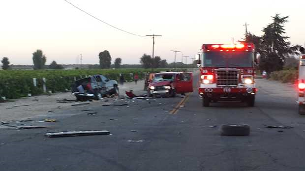 Fresno Visalia Bakersfield Accidents: Fatal Multi-Vehicle Crash in