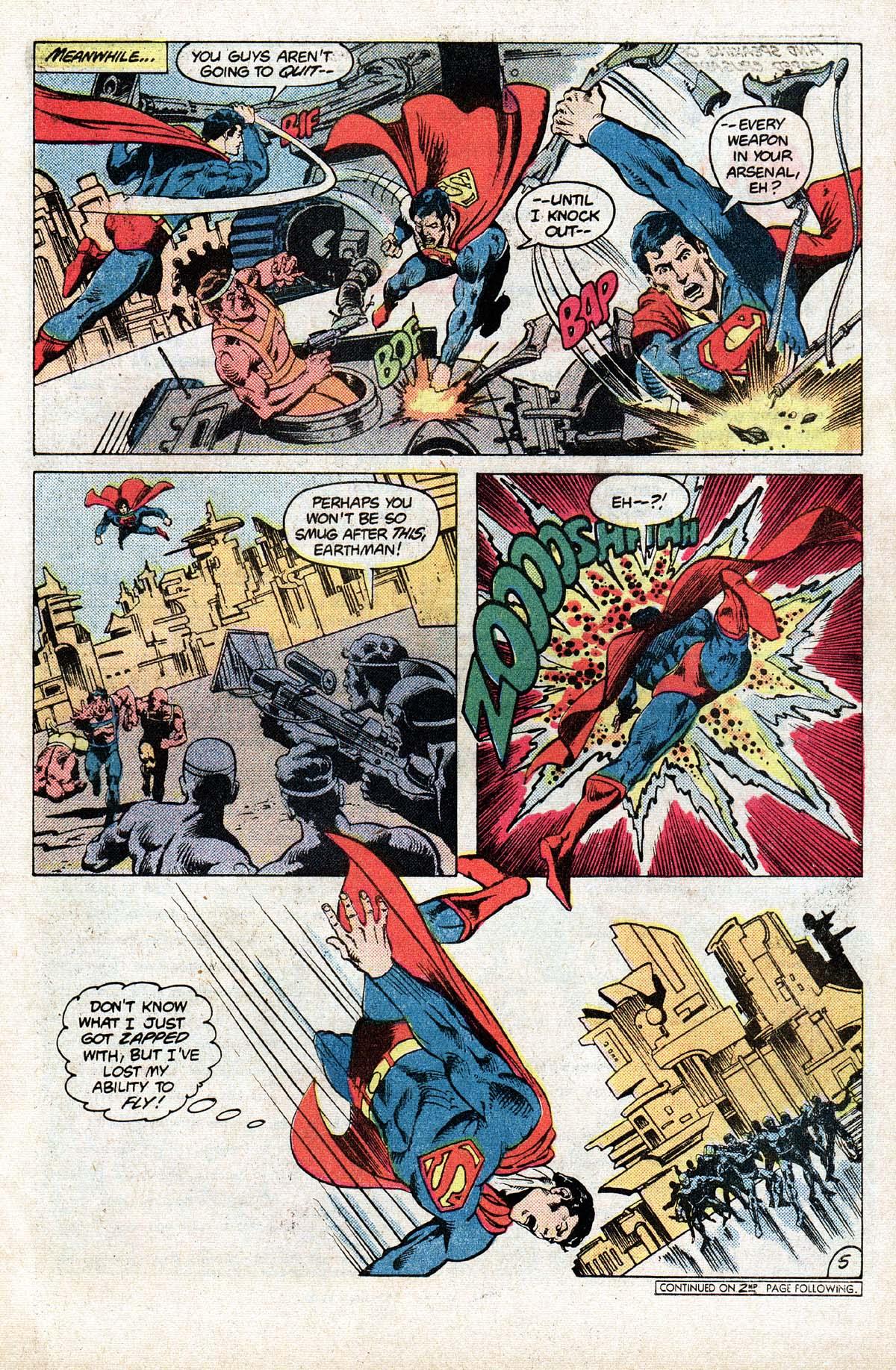 Read online World's Finest Comics comic -  Issue #278 - 6