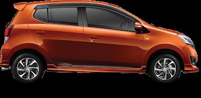 New Astra Daihatsu Ayla Mobil Murah Terbaik Paling Diburu dan Diminati