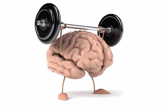 NEW YEAR'S RESOLUTIONS: TRAIN YOUR BRAIN