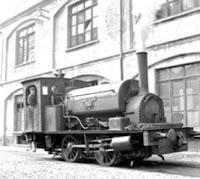 locomotiva manovra vapore
