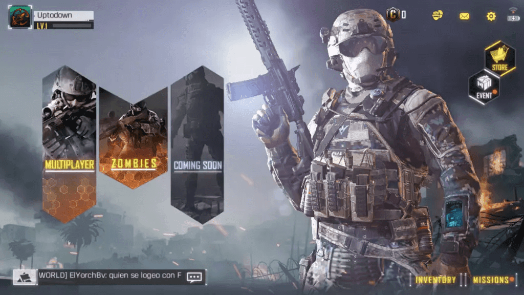 Call of Duty Mobile Screenshot 01