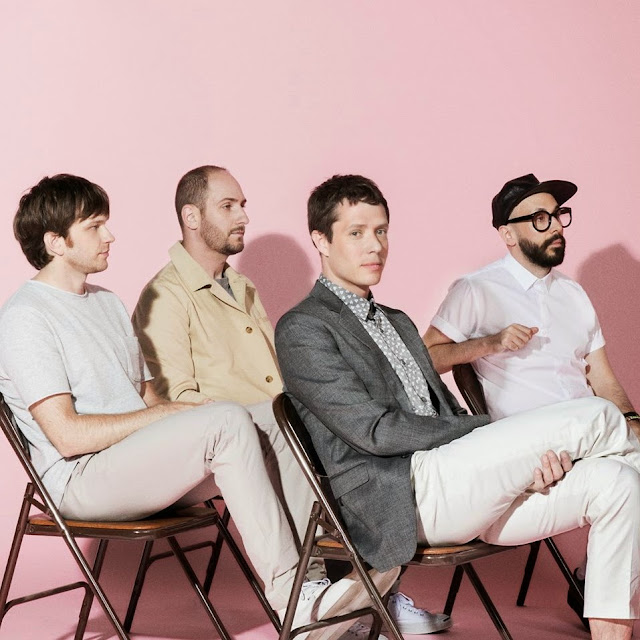 Music Television presents OK Go and the music video for their song titled I Won't Let You Down