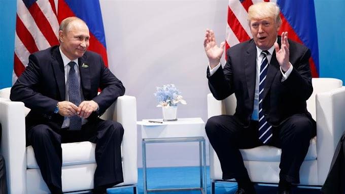 Trump thanks Putin for expelling US diplomatic staff