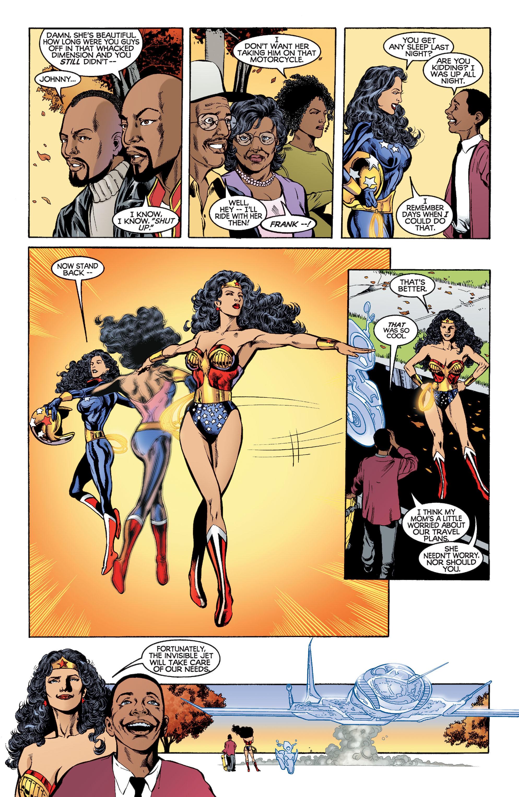 Read online Wonder Woman (1987) comic -  Issue #188 - 9
