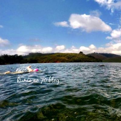 Treino de natação: realização e saúde 3
