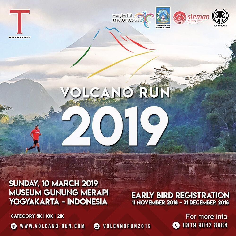 Volcano Run • 2019
