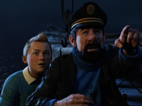 adventures of tintin movie review