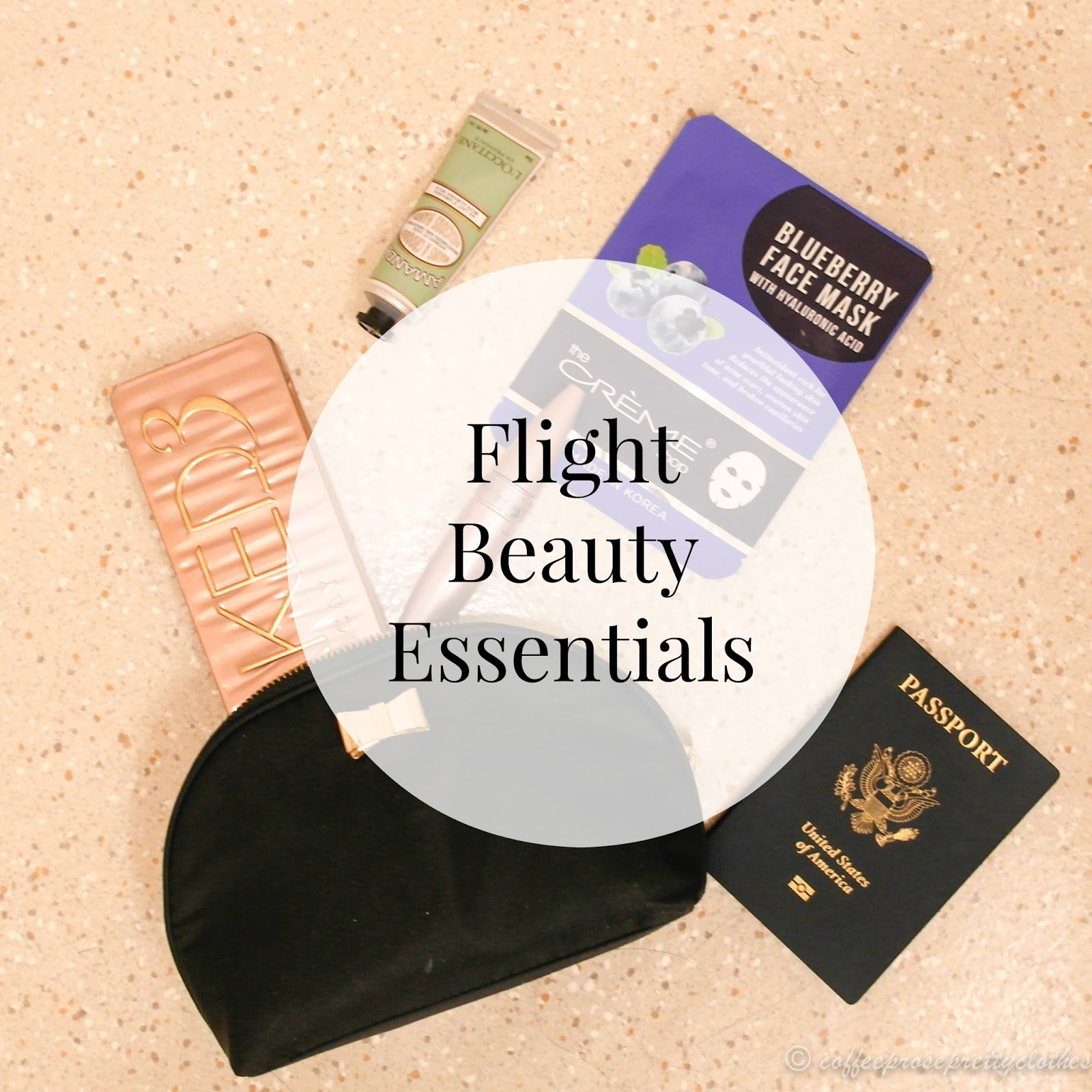 Flight Beauty Essentials