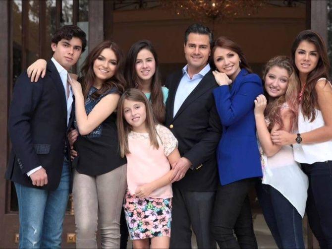 Familia presidencial huye del país… ¿por triunfo de AMLO o por los fantasmas que dejan?