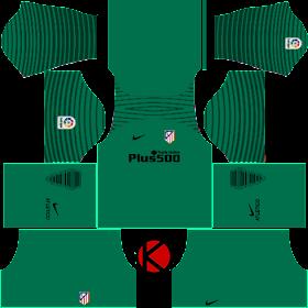 Atlético Madrid Goalkeeper Home Kits 65812944c