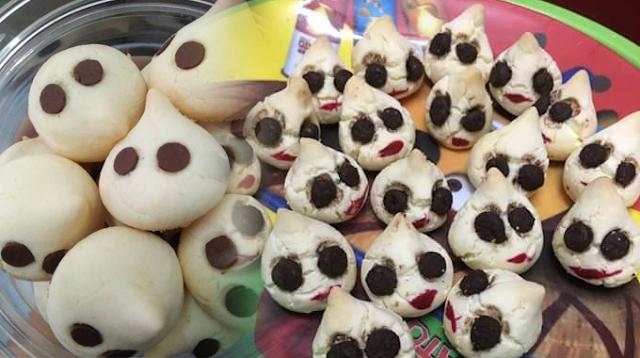 biskut alien viral