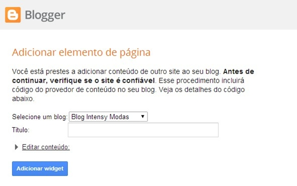 postagem relacionada, como colocar postagem relacionada no blogger, como colocar widget postagem relacionada, blogger,