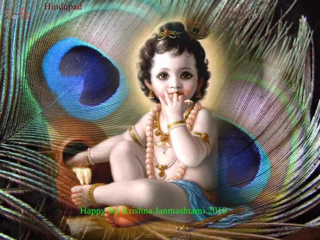 Picture Collection: Krishna God Picture Wallpaper