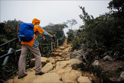 Pakej 3D2N Mendaki Gunung Kinabalu 2017